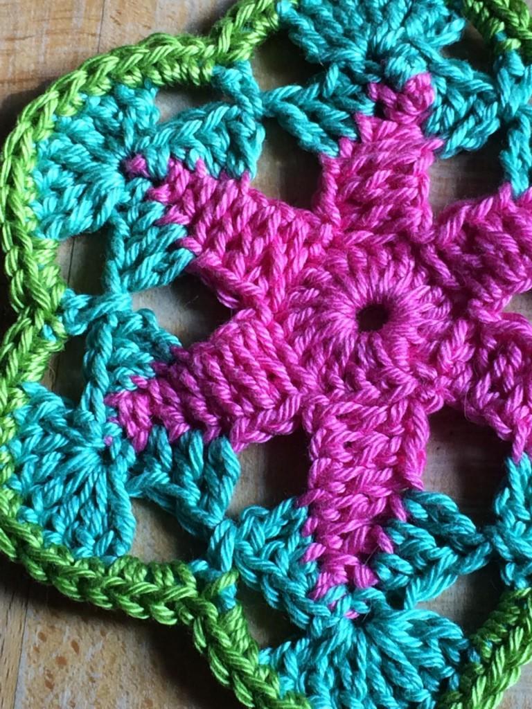Crochet Motif (2)