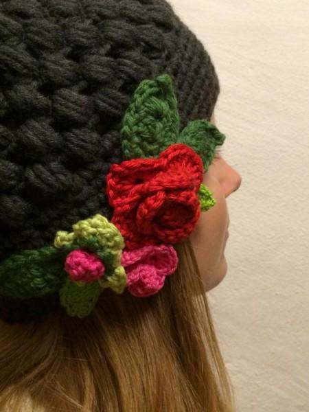 Mütze häkeln (3)