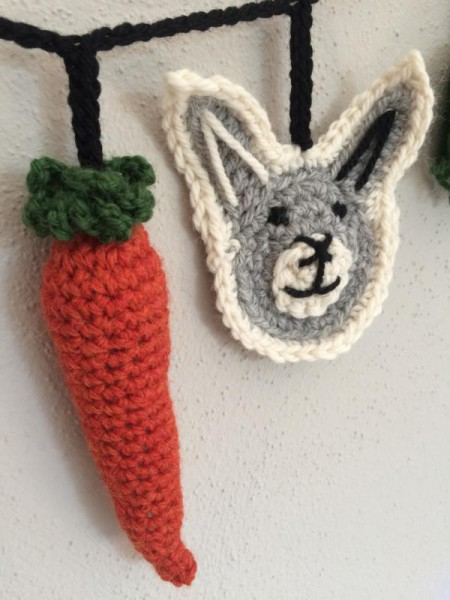 Crochet rabbit (1)