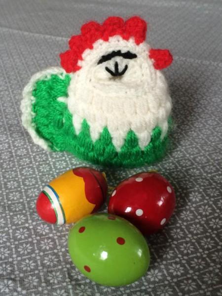 Huhn häkeln (1)