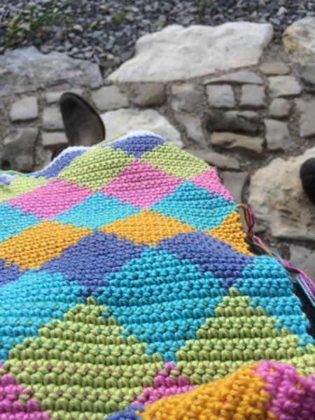 Tapestry häkeln (1)