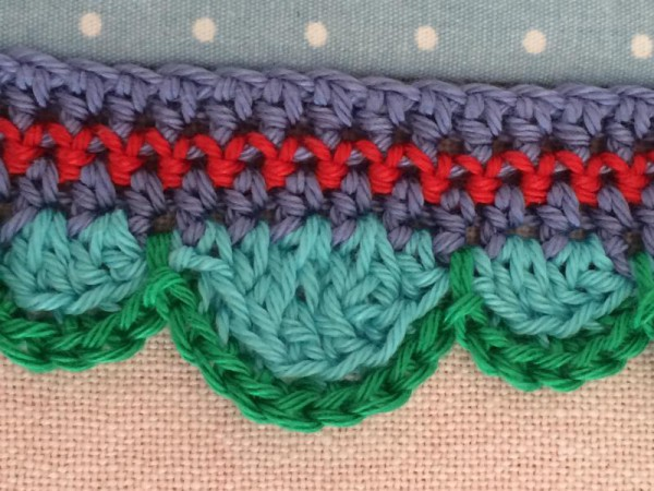 Crochet edging trim  (3)