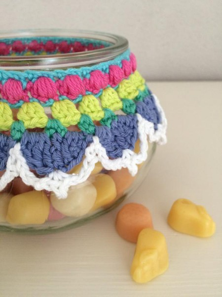 crochet glass cover (4)
