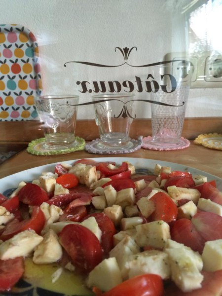 Tomaten Morzarella