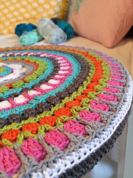 Crochet Mandala (4)