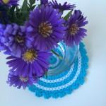 Crochet coaster (10)
