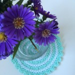 Crochet coaster (8)