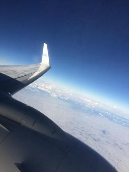 Flug Amsterdam