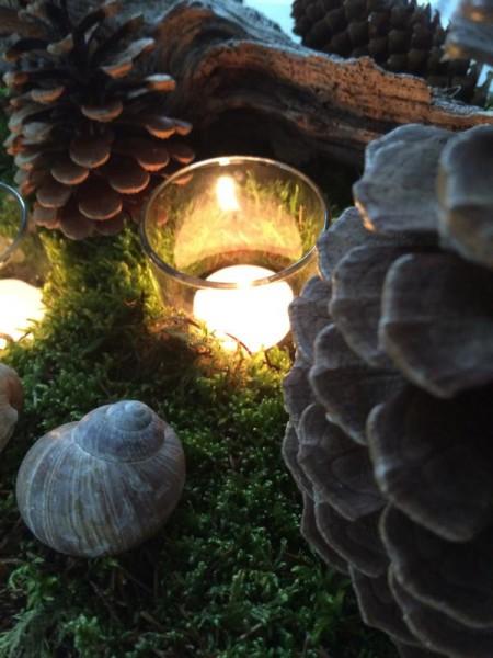 Naturmaterial Dekoration (4)