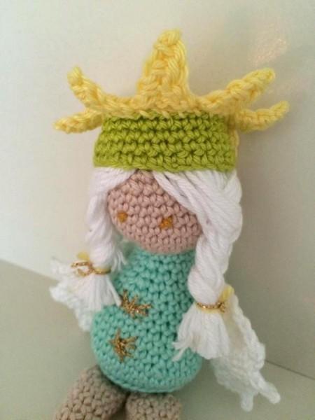 Crochet angel (2)