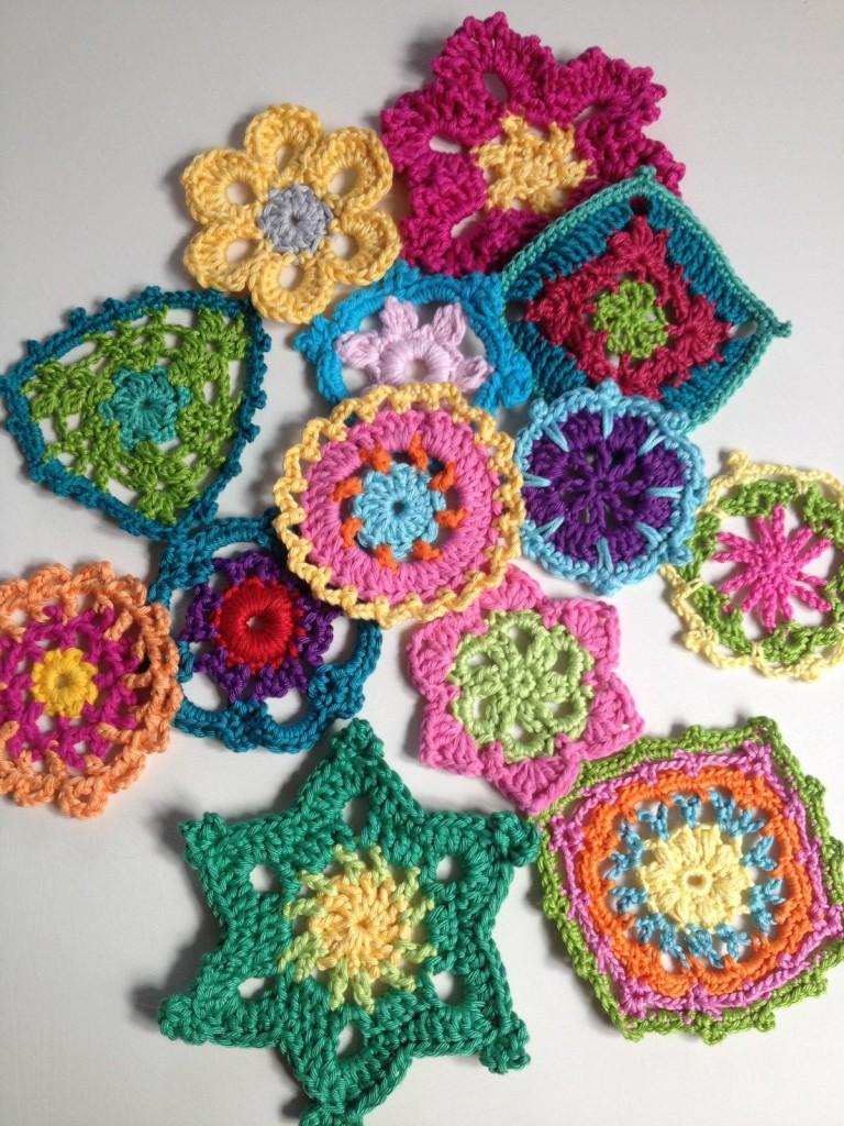 Crochet Motif (3)