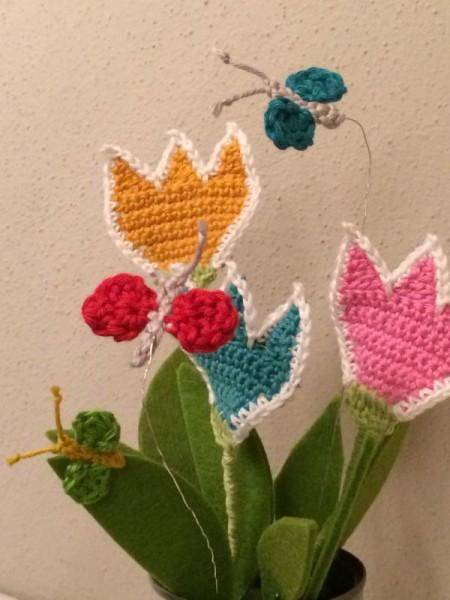 Crochet Butterfly (4)