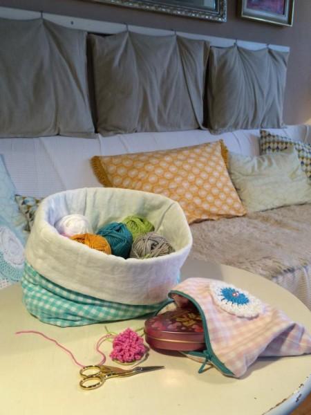 Crochet Flower (1)
