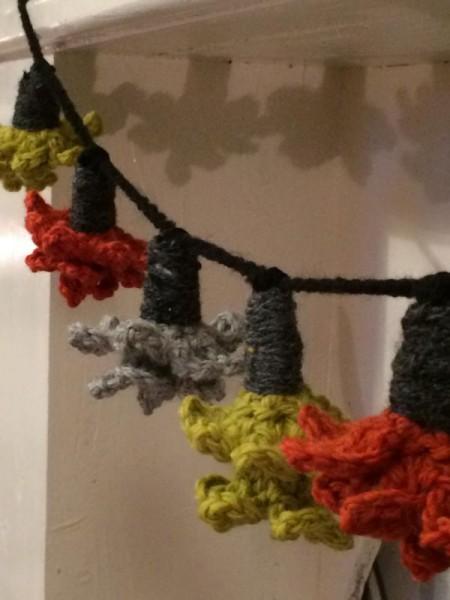 Crochet Girlande häkeln (4)