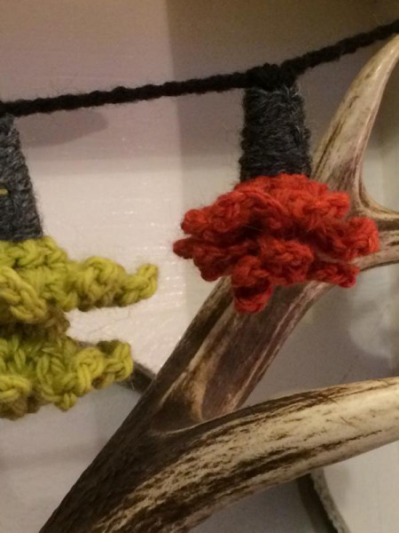 Crochet Girlande häkeln (5)