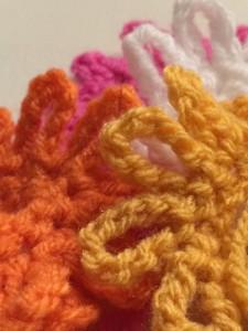 Crochet Schlingenborte (1)