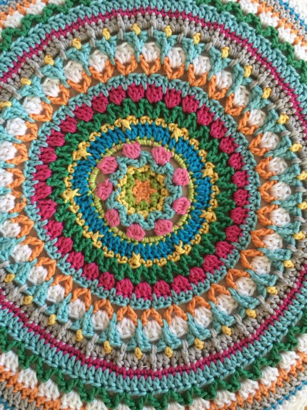 Teppich Rund Hakeln