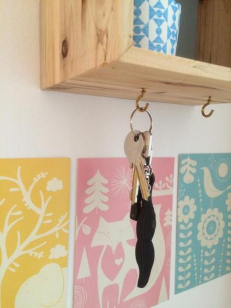 DIY Schlüsselkasten (2)