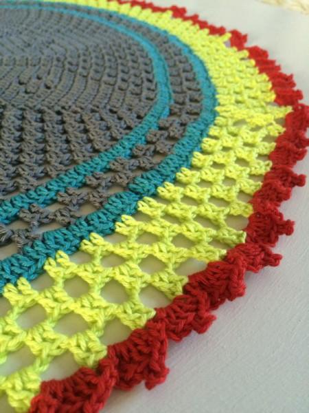 Deckchen häkeln (2)