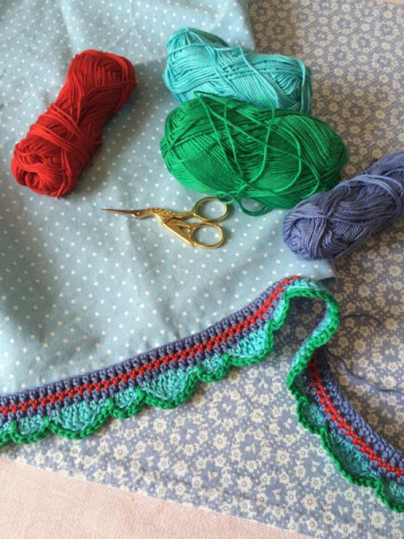 Crochet edging trim  (2)