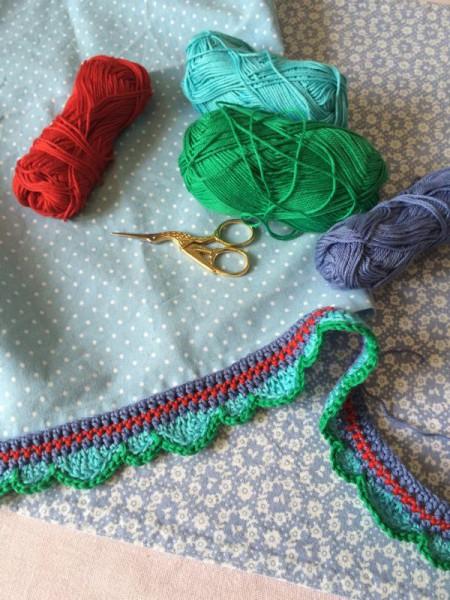 Crochet edging trim  (2)