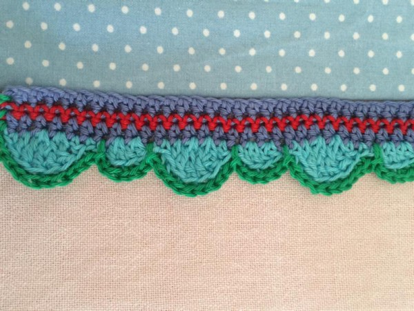 Crochet edging trim  (4)