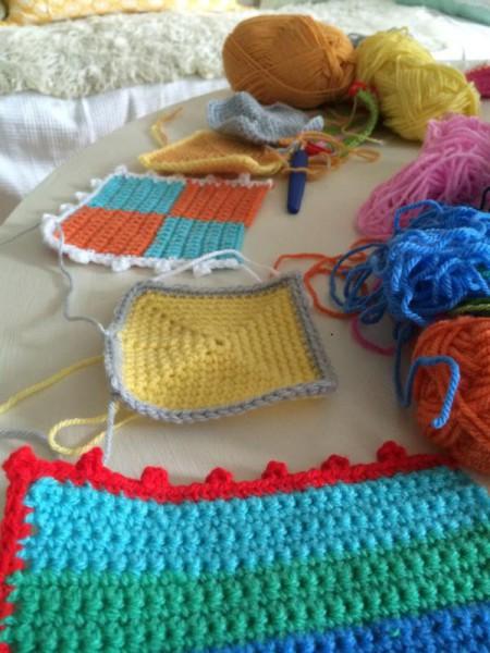 Crochet häkeln (1)