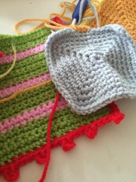 Crochet häkeln (3)