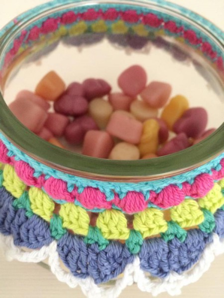 crochet glass cover (5)