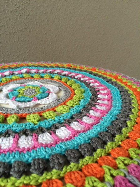 Crochet Mandala (1)