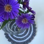 Crochet coaster (7)
