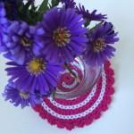 Crochet coaster (9)