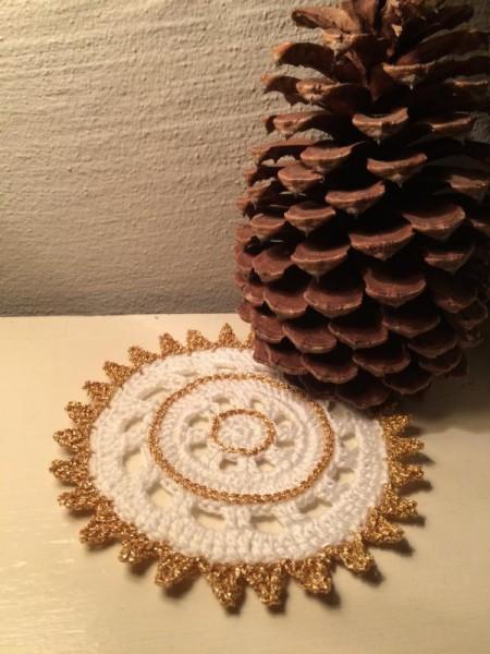 Crochet doily (5)