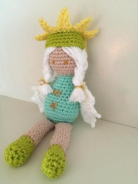 Crochet angel (1)