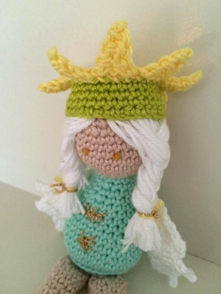 Crochet angel (2)
