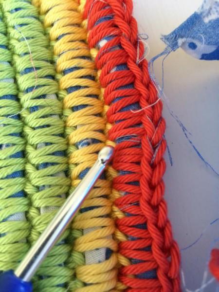 Teppich häkeln (3)
