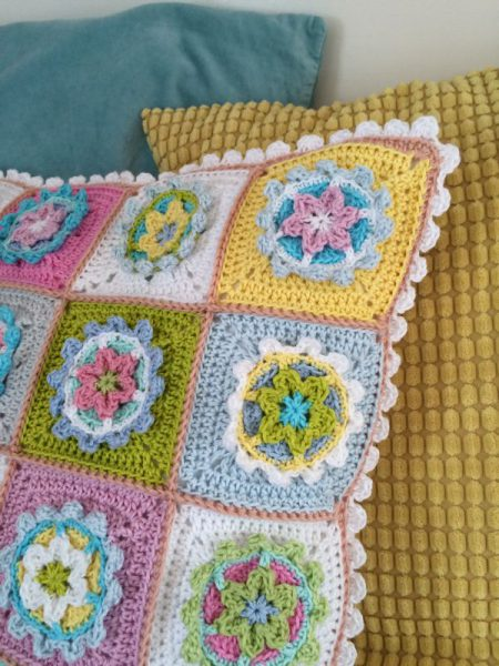 kissen haekeln granny square (4)