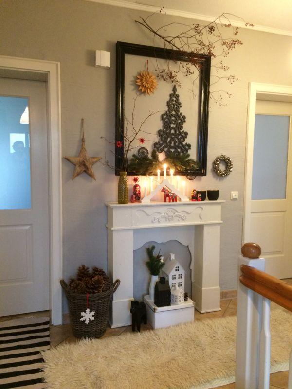 Weihnachten advent dekoration 4 h kelfieber - Dekoration advent ...