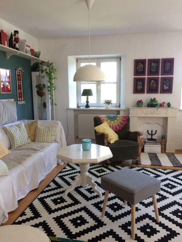 Wohnzimmer Farbe Diy Einrichtung 2 Häkelfieber